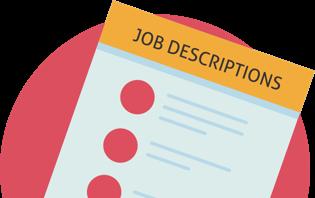 Volunteer Job Descriptions